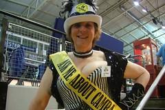CAMRA Membership queen Lyn Sharpe