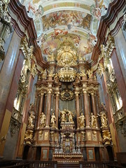 Melk Abbey high altar