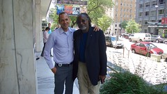 A Walk with Environmentalist-Walker Dr. John F...
