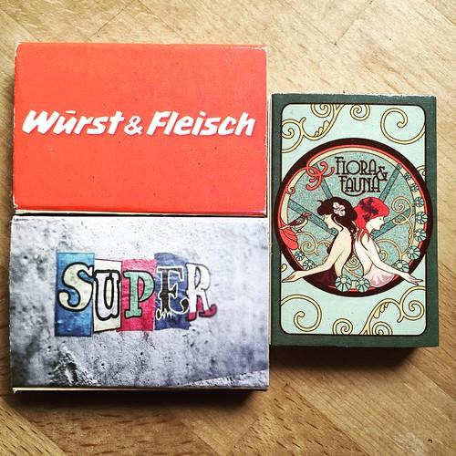 Wurst & Fleisch Super Popular Sanchez Flora & Fauna  wer weiß was da noch kommt...  #WurstundFleisch #Sanchez #floraundfauna #0711 #Stuttgart