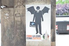 (Rome, Italie) Le mouvement de droite radicale...