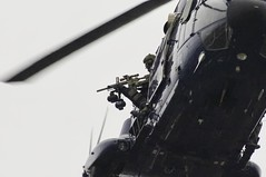 Armed Police Helicopter