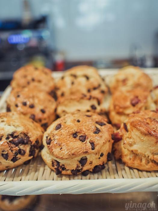 Maple & Market Bakery Scones