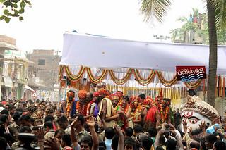 Daru Sagadi stated journey towrds Koilibaikuntha at Jangya Nrusingh Temple