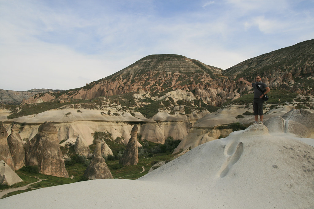Cappadocia is magic