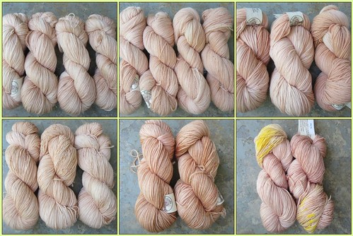 Knitting Notions Limited Edition colors