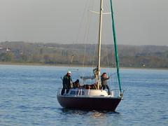 Céding arrive au port du Chatelêt