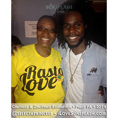 "Chronixx In Philly • <a style=""font-size:0.8em;"" href=""http://www.flickr.com/photos/92212223@N07/14586834932/"" target=""_blank"">View on Flickr</a>"