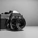 My first SLR camera
