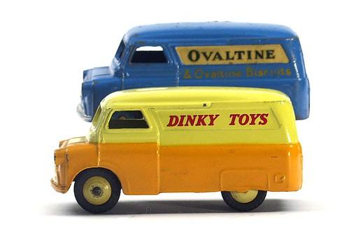 11 Dinky GB Bedford
