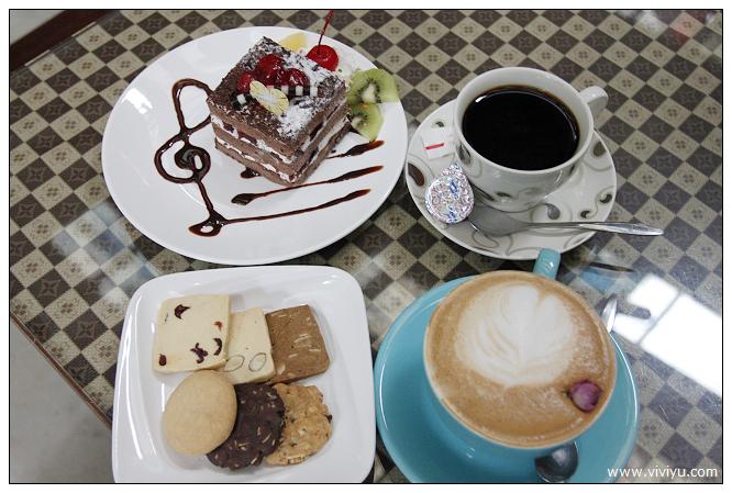 [苗栗.美食]如意園民宿.通霄第一間合法民宿&上田咖啡莊園.在地產台灣咖啡 @VIVIYU小世界