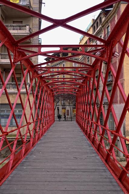 GIRONA_Puente de Eiffel