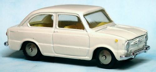 01 Mercury Fiat 850