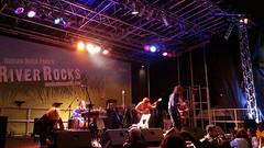 Foxygen @ River Rocks 7/25/13