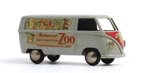 14 Tekno VW van Zoo