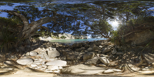 Stingray Bay Panorama