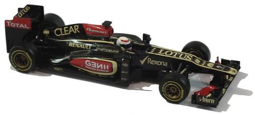 Corgi Lotus F1 2013