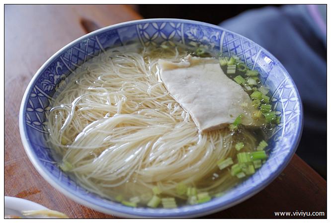 埔里,美食,胡國雄古早麵 @VIVIYU小世界