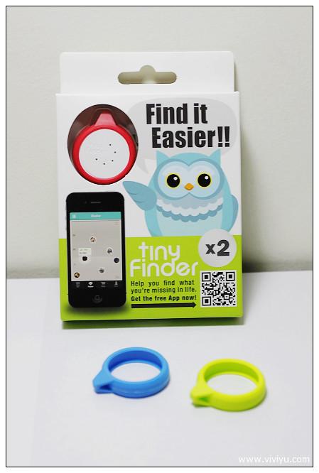 tinyFinder,藍牙追踨器 @VIVIYU小世界