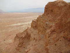 Masada - Herod's Northern Palace
