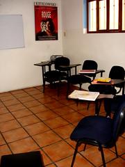 Spanish Language Classroom