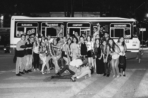 Pub Crawl + Bus