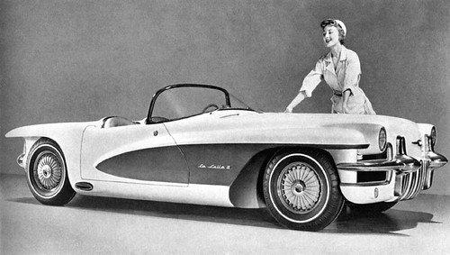 La Salle II roadster
