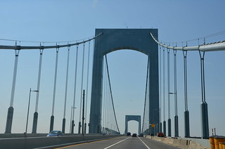 Crossing the Throgs Neck