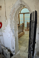 shrine door from inside