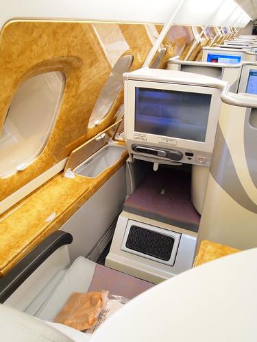 emirates機内4