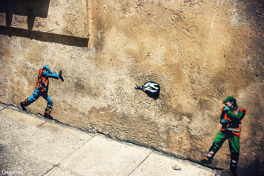 2016.10.30 | 看我的歐行腿| 一個人旅行南法亞爾勒 Arles,但永遠不會是一個人 05