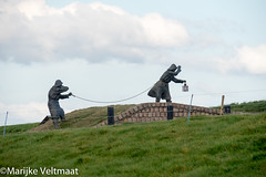 """De dijkwachters, The dike guardians • <a style=""""font-size:0.8em;"""" href=""""http://www.flickr.com/photos/140173716@N03/30430114831/"""" target=""""_blank"""">View on Flickr</a>"""