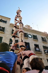 Torre humana / Human tower