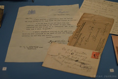 WWI Condolence Letter