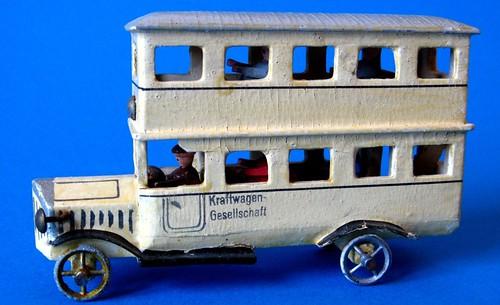 Camillo Müller doppelstock bus