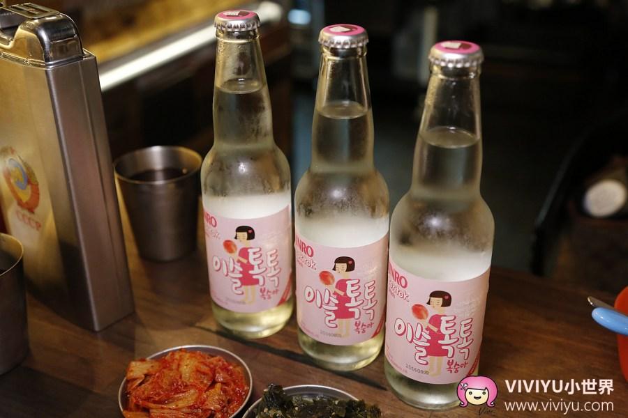 一桶 tone 韓式新食,台中烤肉,台中美食,汽油桶烤肉,海熊蝦,韓式烤肉 @VIVIYU小世界