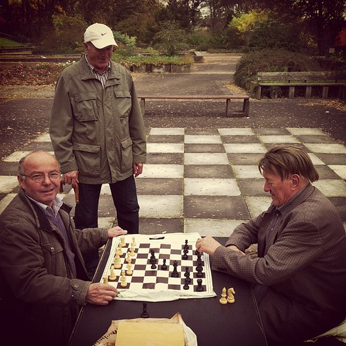 Chessmen II @ #VillaBerg-Park