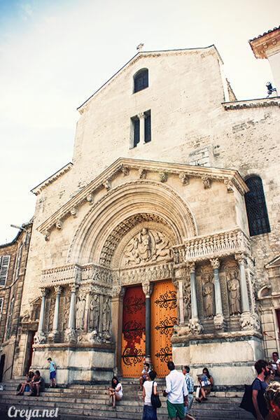 2016.10.30   看我的歐行腿  一個人旅行南法亞爾勒 Arles,但永遠不會是一個人 27