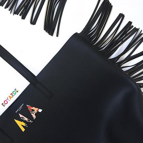 Alphabet Prime MA saint laurent black tote 2 crop copy