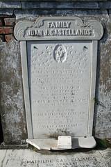 Family Juan J Castellanos stone