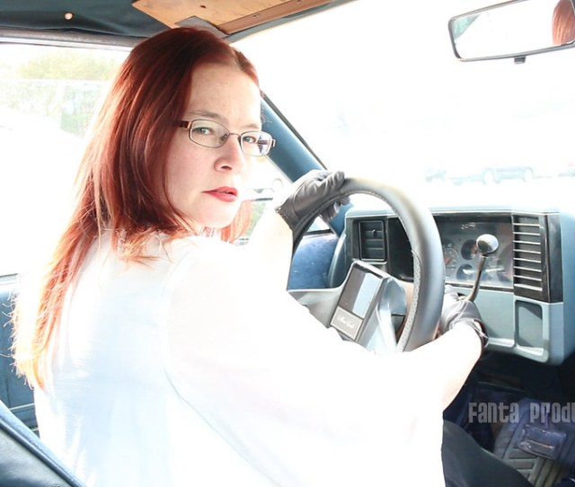 In Trouble With Stern Principal Fanta_productions Tags Cranking Carwonx27tstart Pedalpumping Scolding Redhead Redhair