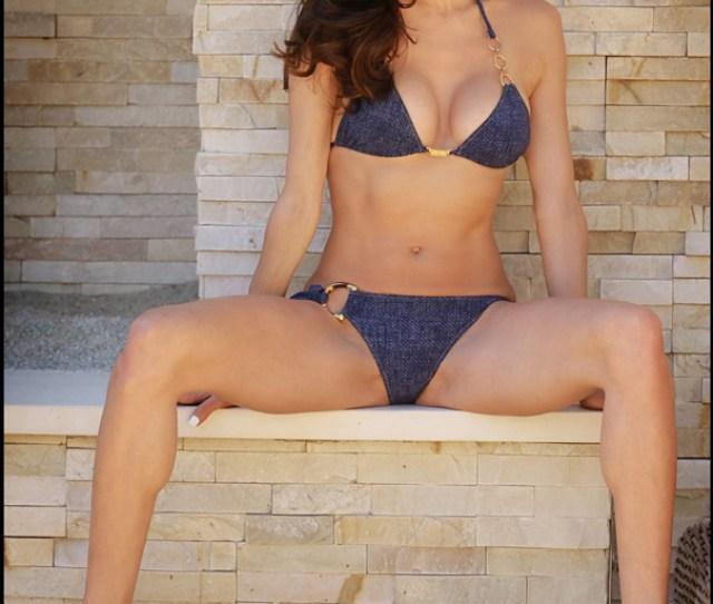 Claudia Salinas Photoshoot In La Styled By Olaya Beach Denim Ss2014 Miss Salinas Tags