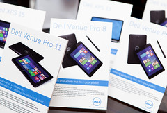 Dell Tablet and XPS Launch London