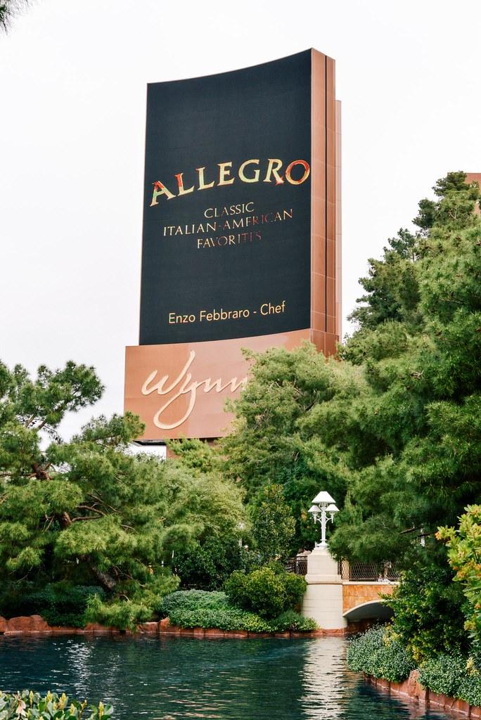 Allegro - Enzo Febbararo Chef