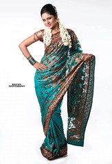 South Actress Deepika Das Traditional Photos Set-1 (22)