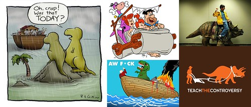Young-Earth Creationism: The Flintstones for G...