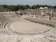 Beit She'an Roman Theatre