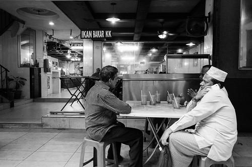 Jalan Tun Perak, KL.