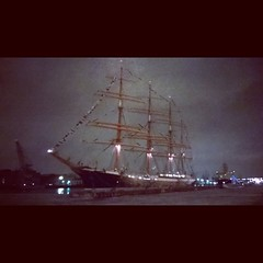 Барк Седов #saintpetersburg #sailing #yachts #neva