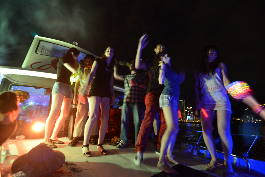 2014 boat party
